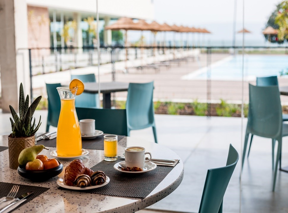 Sea of Galilee Hotel | Breakfast
