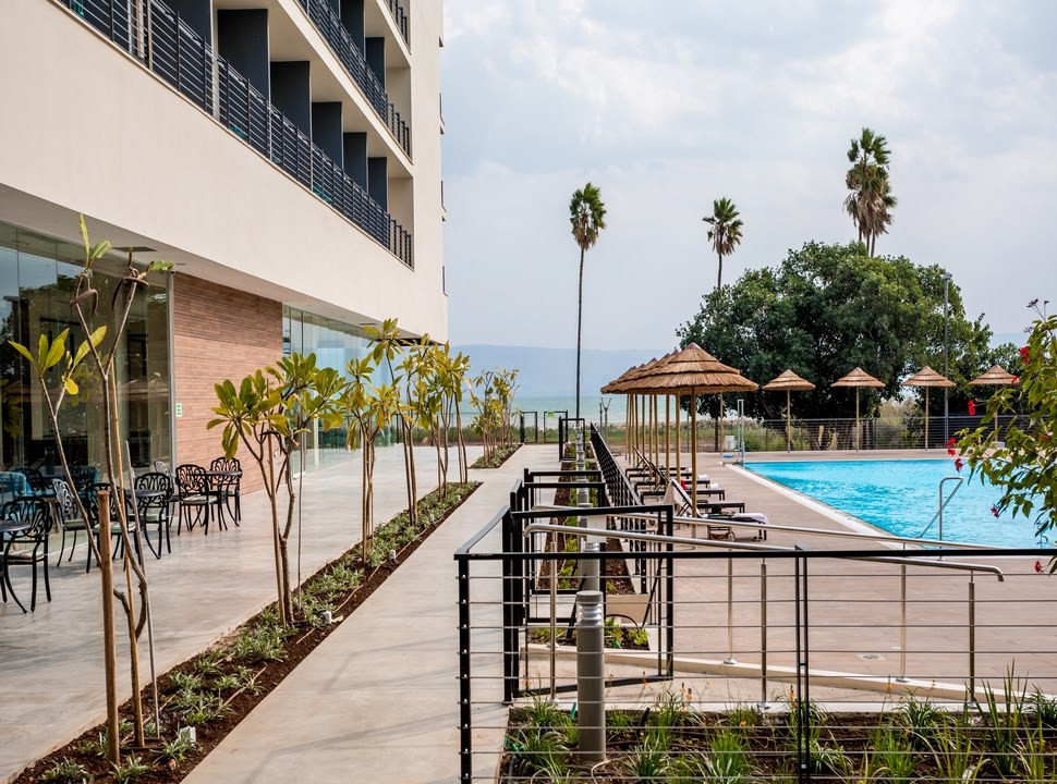 Sea of Galilee Hotel | Swimming pool