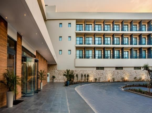 Sea of Galilee Hotel | The Entrance