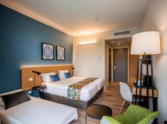 Sea of Galilee Hotel | Triple room